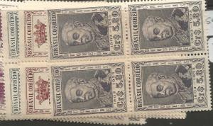 Brazil SC 750-4 Blocks of 4 (Price Includes Only One Set) MNH (8czz)