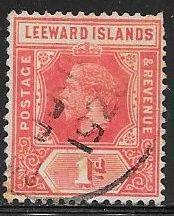 Leeward Islands 48 Used - George V