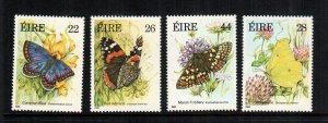 Ireland  612 - 615 MNH  $ 5.50