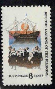 USA Scott 1420 MNH** Pilgrim Landing stamp