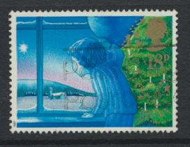 Great Britain SG 1376 -  Used - Christmas
