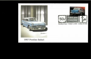 2008 FDC Cars of the 1950;s Carlisle PA