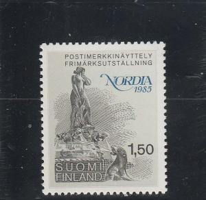 Finland  Scott#  705  MNH  (1985 Nordia '85)