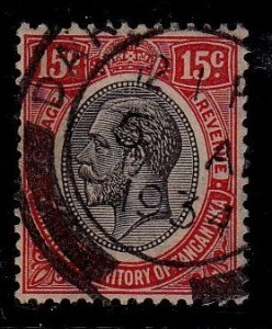 Kenya, Uganda and Tanganyika - #31 - 1927/31 -VFU - KGV- CV$0.25
