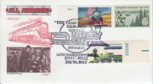 2011 Loco Daze Railroad Pictorial Dillworth MN