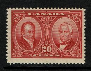 Canada SG# 273, Mint Hinged, small Hinge Remnant - Lot 071717