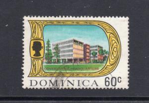 DOMINICA #283 Government HQ