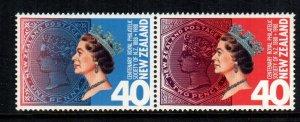 New Zealand  888a  MNH $ 1.25 222