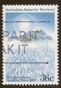 Australia - Antarctic Territories Scott # L75 Used. Free Shipping with another
