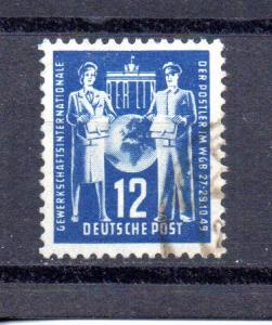 Germany - DDR 49 used