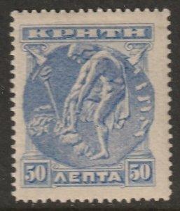 Crete 1902 Sc 68 MH*