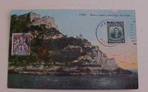 CUBA  MADAGASCAR DIEGO SURAEZ HABANA 1913 on CUBA CARD