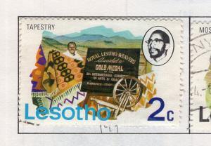 Lesotho USED H Scott Cat. # 199