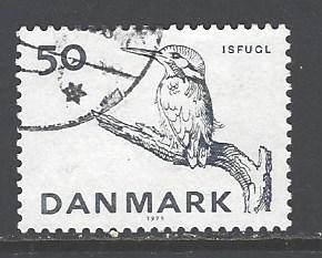Denmark 580 used (DT)
