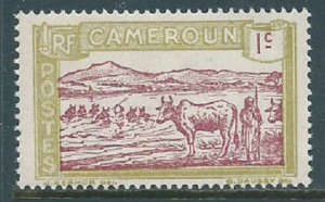 Cameroun, Sc #170, 1c MH