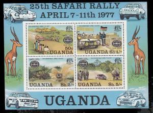 Uganda 170a MNH