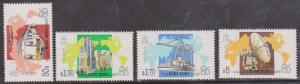 Hong Kong - 1986 Expo 86 Set VF-NH Sc. #470-473