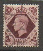 GB George VI  SG 474a Used