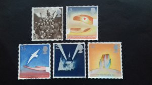 Great Britain 1995 Peace and Freedom Used