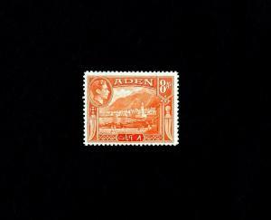 ADEN - 1939 - KG VI - MUKALLA - # 23 - MINT MNH SINGLE!