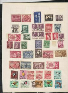 australia stamps page ref 17994