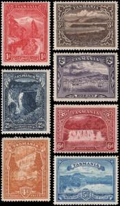 Australian States- Tasmania 86//93 mlh