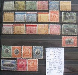 Panama Early Selection #10//223- SCV=$12.60