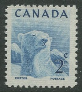 STAMP STATION PERTH Canada #322 Polar Bear MNH OG  VF-CV$0.25