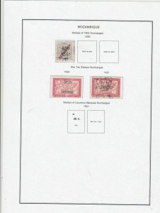 Mozambique Stamps Ref 14915
