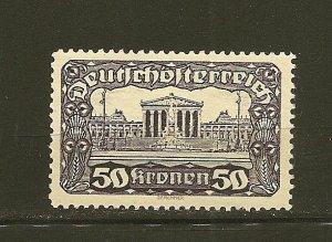 Austria 223 Mint Hinged