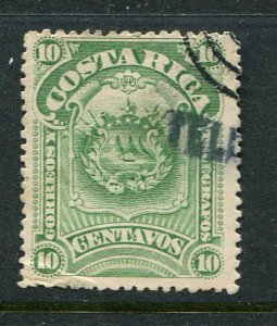 Costa Rica #38 Used- Penny Auction