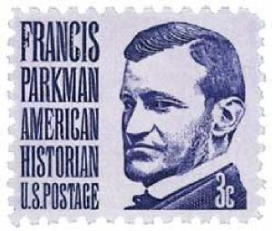 US Stamp #1281 – 1967 3c Francis Parkman - Used Postmarked stamps.
