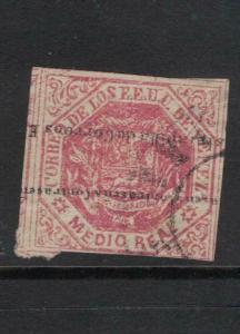 Venezuela SC 48 Item Two VFU (1dvy)