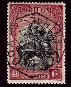 Portugal SC#432 Used F-VF SCV$12.50...Worth a Close Look!