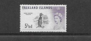 BIRDS - FALKLAND ISLANDS-PENGUINS #134