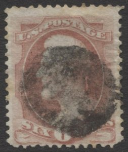 STAMP STATION PERTH US  #159 Used