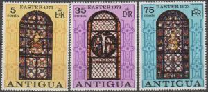 Antigua #304-6  MNH F-VF (SU9)