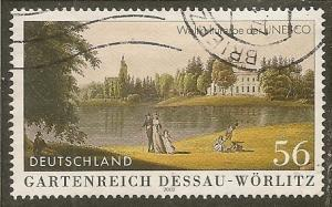 Germany    Scott  2159    UNESCO World Heritage Site           Used