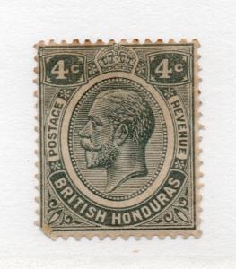 British Honduras - SG# 130 MH    /  Lot 1118311