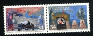 C #1106-07   Pair    used 1986 PD