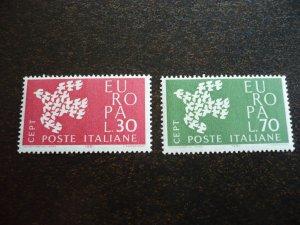 Europa 1961 - Italy - Set
