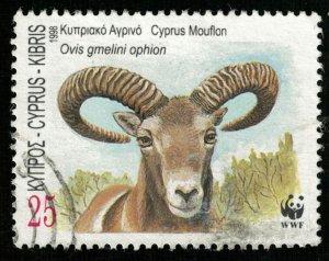 Cyprus, Animal, 25 (T-5127)