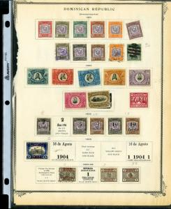 Worldwide 1800s to mid-1900s Old Time Stamp Variety Collection