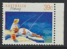 Australia SG 1179  SC# 1109  Fishing Used / FU  see details