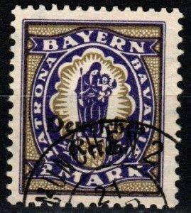 Bavaria #269 F-VF Used  CV $4.00