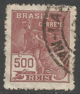BRAZIL 253 VFU S123-5