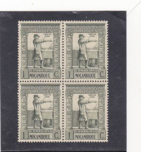 MOZAMBIQUE BLOCK IMPERIO COLONIAL   MNH (**)