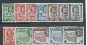 Somaliland Prot. 96-107 LH