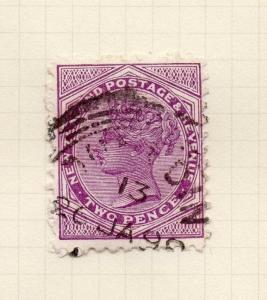 New Zealand 1882-97 Early Issue Fine Used 2d. 281768