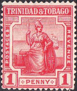 Trinidad & Tobago #2 MH